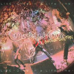 LIVE - ONCE IN A LIFE TIME
